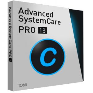 Advanced SystemCare Pro 13 Boxshot