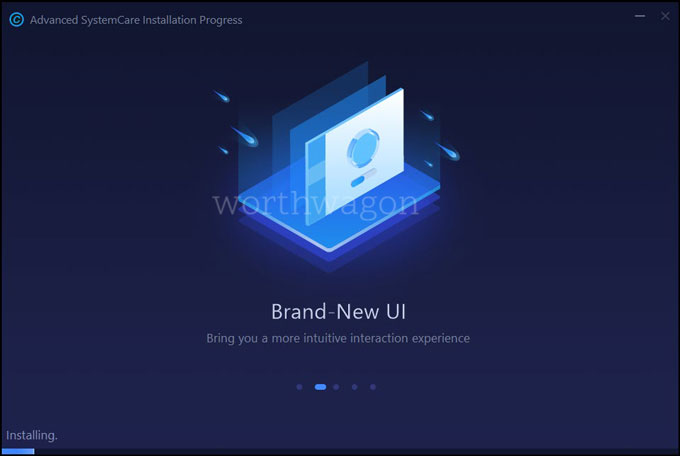 Advanced SystemCare PRO Install