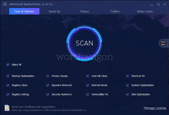 Advanced SystemCare Pro 12 Review
