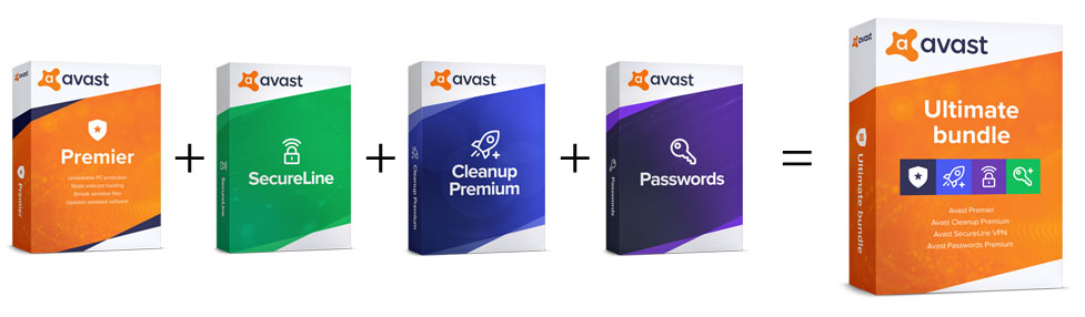 Avast Ultimate Products
