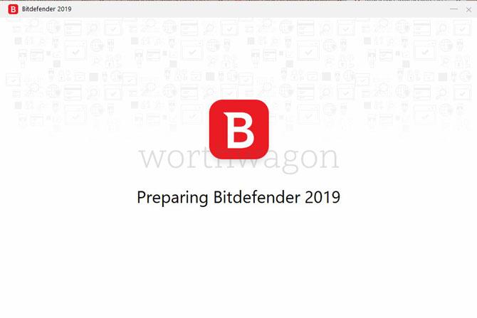 Bitdefender Total Security 2019 Review Setup