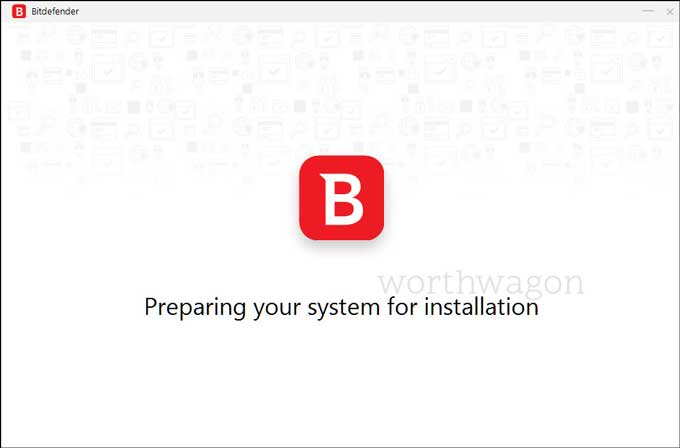 Bitdefender Total Security 2021 Installation