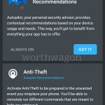 Bitdefender Total Security Android 3