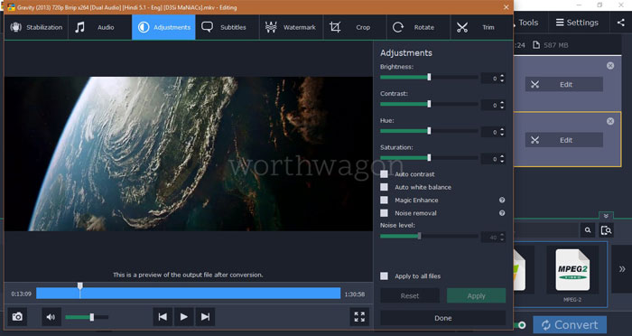 Video Converter Editing 2