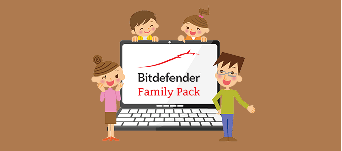 bitdefender family pack review