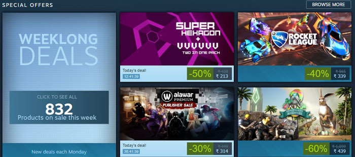 Steam Sales - How to Save Money on Games
