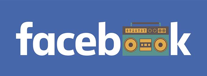 Audio on Facebook