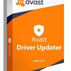 avast driver updater boxshot